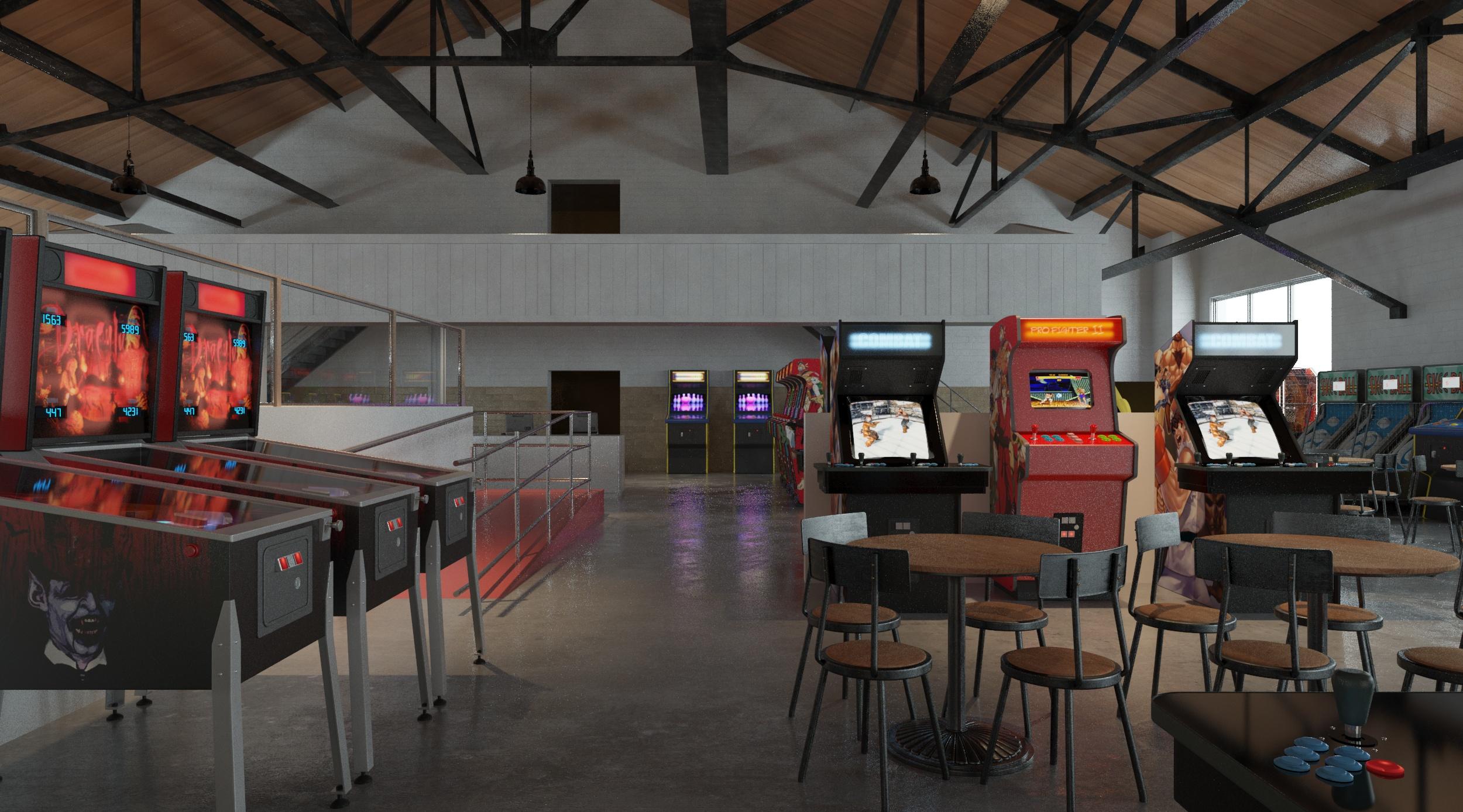 Entertainment Business Architecture and Interior Design