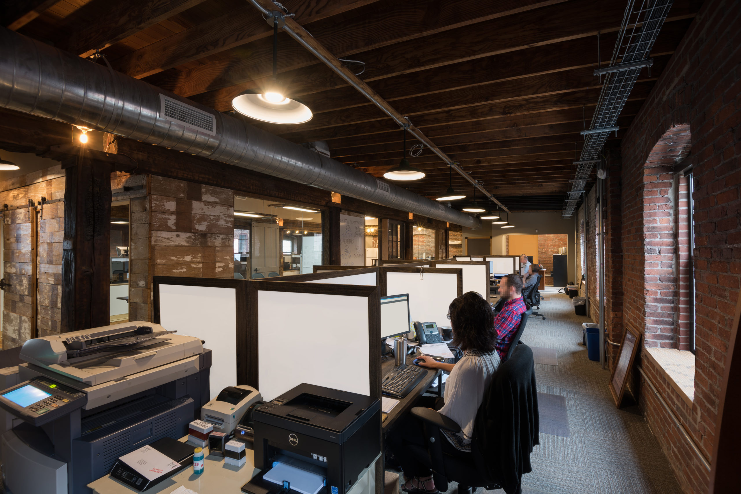 Business Office Architecture and Interior Design